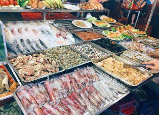 Kinh nghiệm mua hải sản Phú Quốc