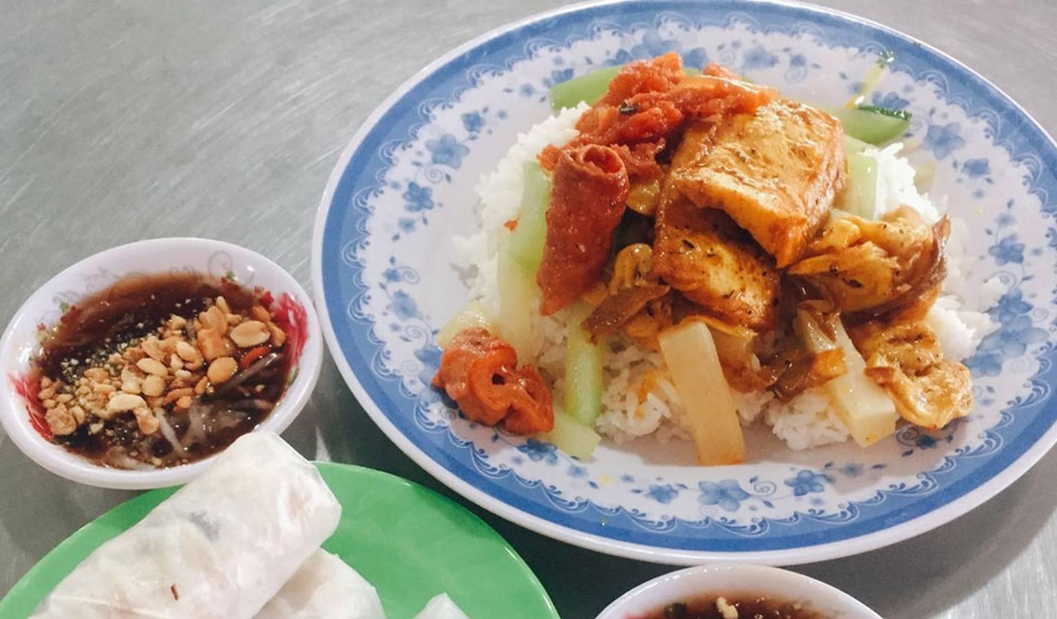 Quán Cơm Chay Phú Quốc