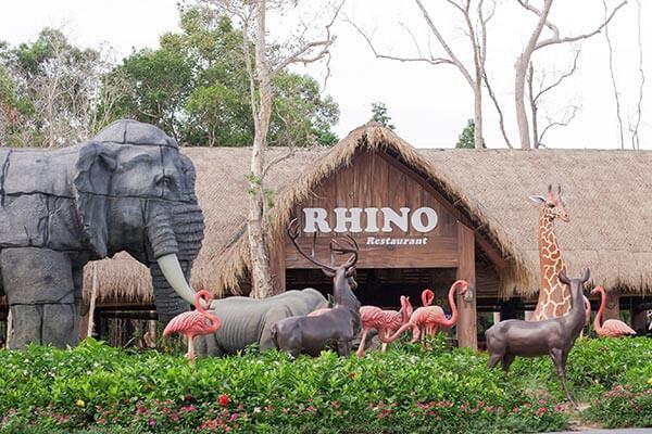 kinh nghiệm du lịch Safari Phú Quốc