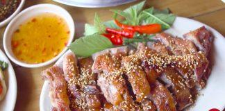 Quán ăn ngon đường Nguyễn Trung Trực Phú Quốc