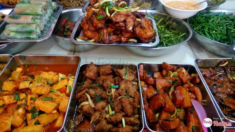 Quán ăn ngon đường Nguyễn Trãi Phú Quốc