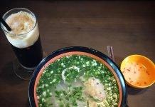 quán ăn sáng ở đường Bạch Đằng Phú Quốc