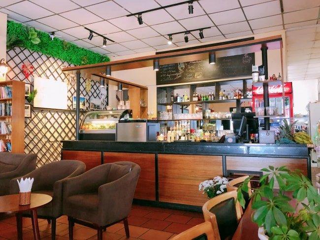 Quán Cafe View Đẹp Ở Dương Đông Phú Quốc