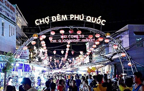 Địa điểm du lịch ở Dương Đông Phú Quốc