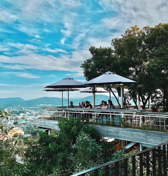 Quán Cafe View Biển