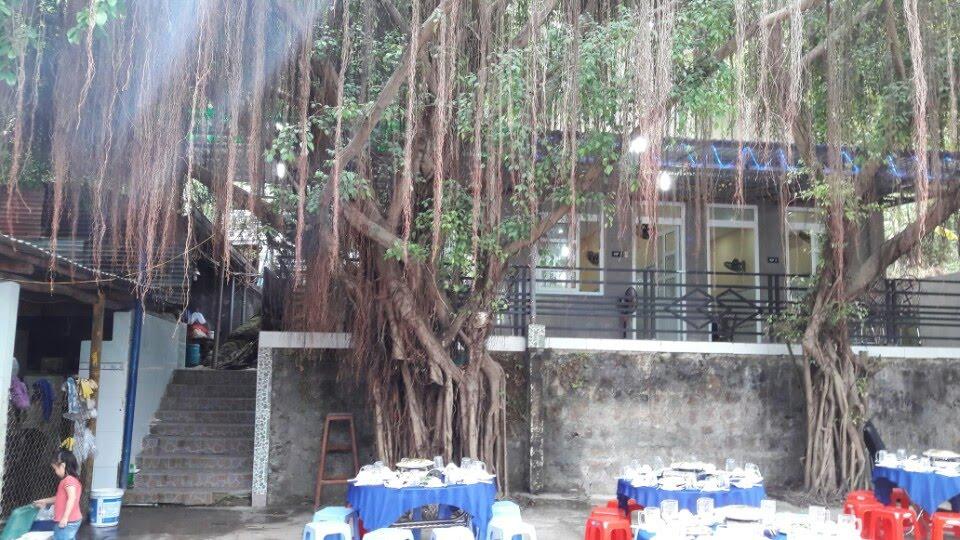 Nhà hàng hải sản ở An Thới Phú Quốc