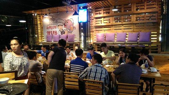 Nhà Hàng Ăn Khuya Ở Dương Đông Phú Quốc