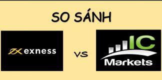 sàn Exness và IC Market